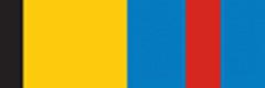 Орденская планка «За заслуги в обеспечении законности и правопорядка»
