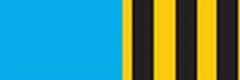 Орденская планка к медали «Защитник свободной России»