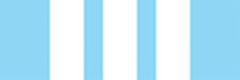 Орденская планка к медали Нахимова