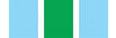Орденская планка к медали «За оборону Советского Заполярья»