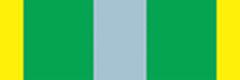 Орденская планка к медали «За преобразование Нечерноземья РСФСР»