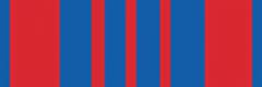 Орденская планка к медали «50 лет Cоветской милиции»