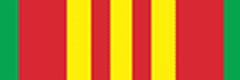 Орденская планка к медали «За безупречную службу» III степени