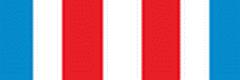 Медаль «40 лет Краснознаменному соединению атомных подводных лодок стратег. назначения»