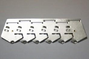 Пятиугольная колодка №6 винт алюминиевая