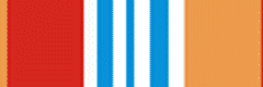 Орденская планка «XХV лет МЧС России»