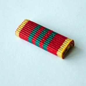 Орденская планка «За отличие в военной службе» III ст. до 2009