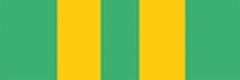 Орденская планка «В память 200-летия Минюста России» МинЮст