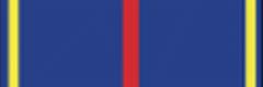 Орденская планка «За заслуги в управленческой деятельности» I степени МВД